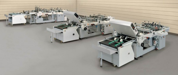 printing and print finishing- fidia macchine grafiche